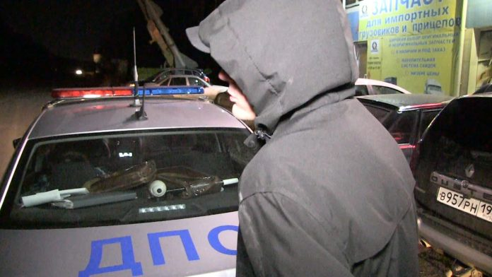 Задержан наркозакладчик