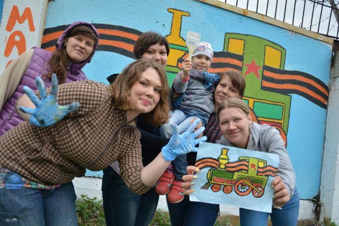 17 мая пройдет фестиваль «Граффити»