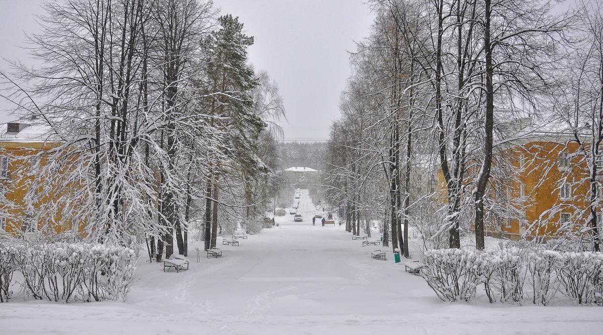 Снежный Апокалипсис привёл к ожидаемому росту ДТП