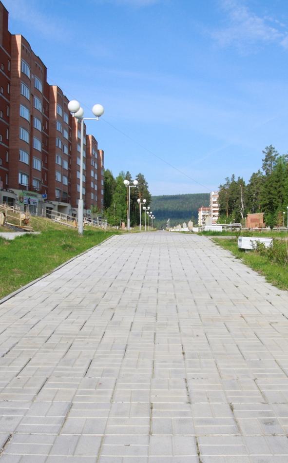 Новоуральск снова поборется за федеральный грант на благоустройство