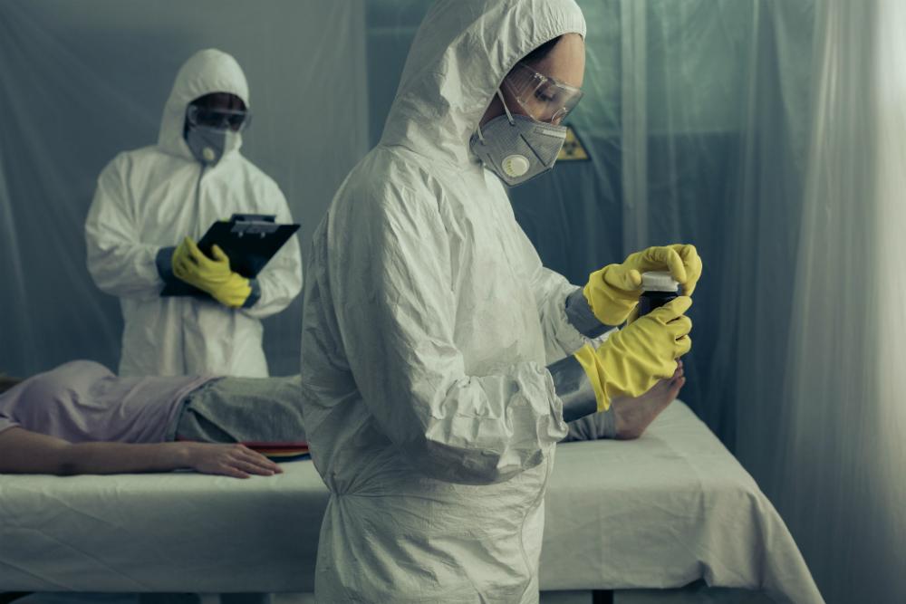 Пандемия страха